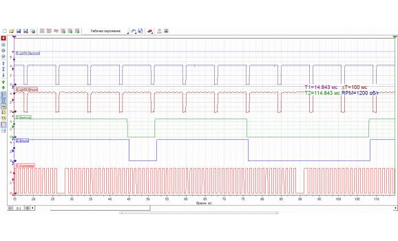 Эталон синхронизации - Сигнал ДПКВ + ДПРВ - BMW - 3 E90/E91/E92/E93 2004-2013 : Image 1