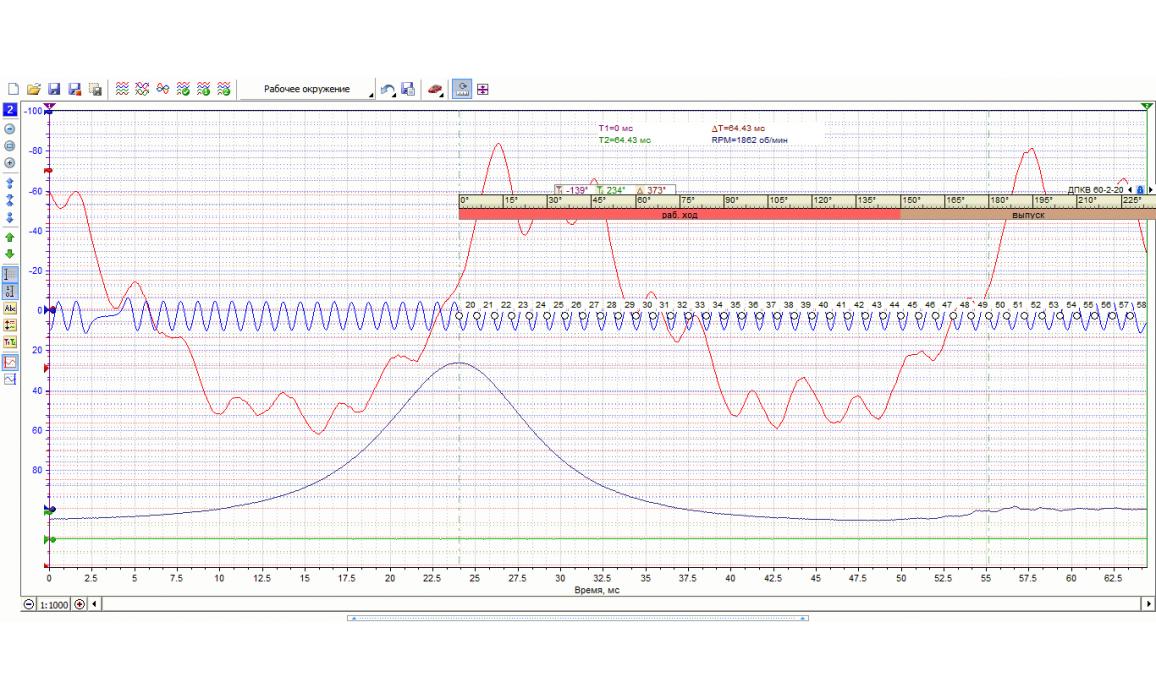 Опережение распредвалов - Давление во впускном коллекторе - Daewoo - Nexia 1996-2016 : Image 1