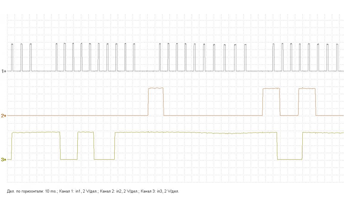 Faulty CKP sensor - Output voltage - Infiniti - FX35 2003-2008 : Image 1