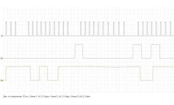 Faulty CKP sensor - Output voltage - Infiniti - FX35 2003-2008 : Image 2
