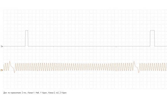 Faulty CMP sensor - CKP & CKM signal - Opel - Zafira A 1999-2005 : Image 2
