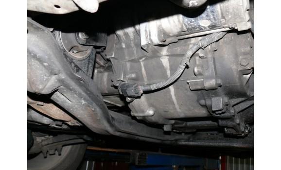 Как подключить осциллограф - Сигнал ДПКВ + ДПРВ - Nissan - X-Trail 2000–2007 : Image 1
