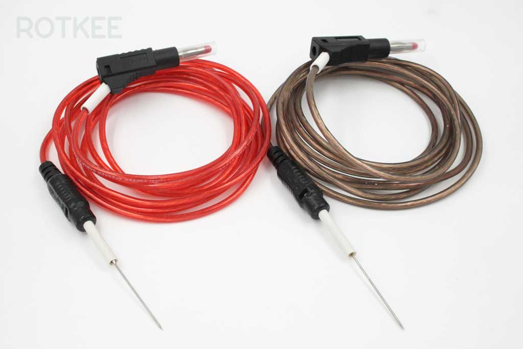 SP-flexpin-L Flexible Back-Pinning Probes with long cable