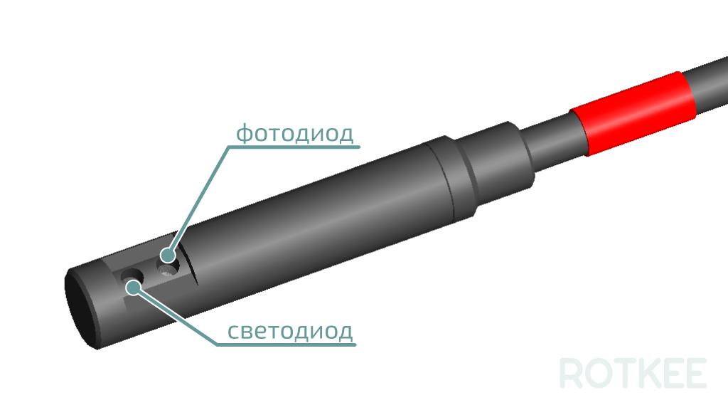 устройство оптического датчика OCS