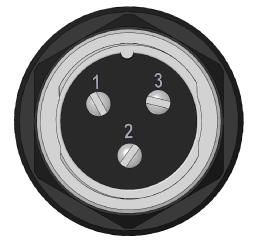 pressure sensor PS100 pinout