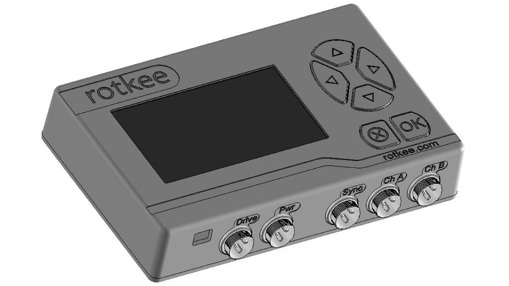 vibration meter case model